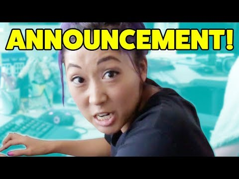 HUGE ANNOUNCEMENT!