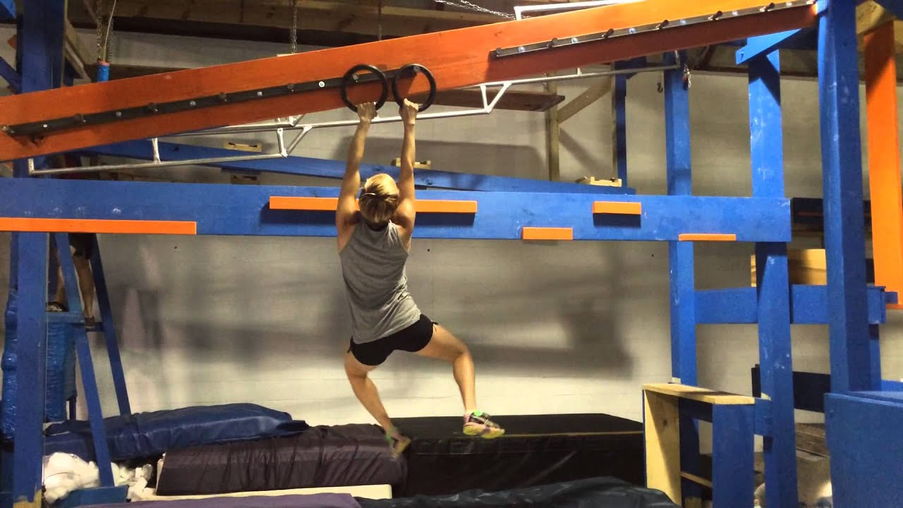 how to build an american ninja warrior course