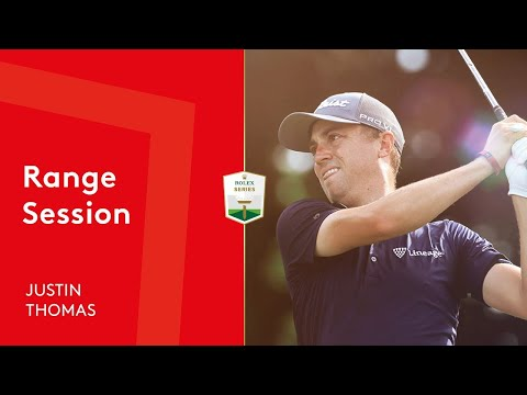 Justin Thomas full range session | 2021 Abu Dhabi HSBC Championship