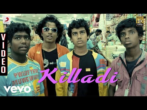 Goli Soda - Killadi Video | S.N. Arunagiri