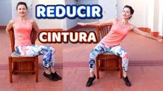 reducir cintura y aplanar abdomen en 10 minutos