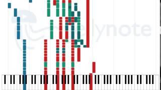 REDO - the GazettE [Sheet Music]