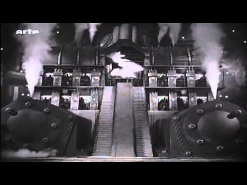 """Illuminati Symbolism in """"Metropolis"""" film"""