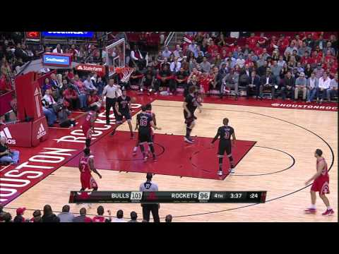 Chicago Bulls vs Houston Rockets | February 3, 2017 | NBA 2016-17 Season