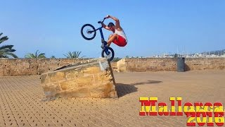 Diving & Biketrial in Mallorca