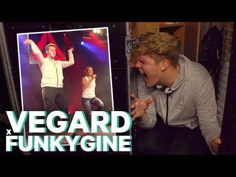 Vegard X Funkygine #29: Første treningsjobb sammen