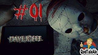 Daylight - Gameplay ITA - Walkthrough #01 - Si parte e già sono disorientato