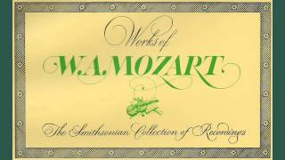 Mozart - Clarinet Concerto in A major, K. 622