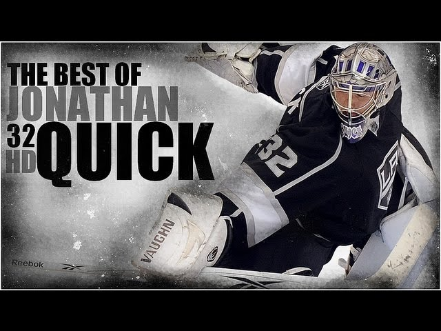 The Best of Jonathan Quick [HD]