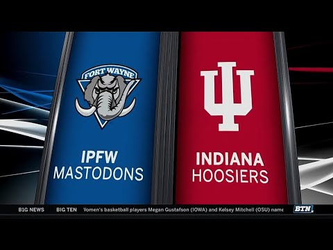 Fort Wayne at Indiana - Men