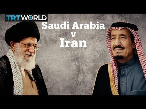 Why are Iran and Saudi Arabia enemies?
