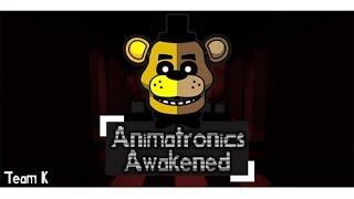 FNAF 1 sin roblox? - ROBLOX Animatronics Awakened