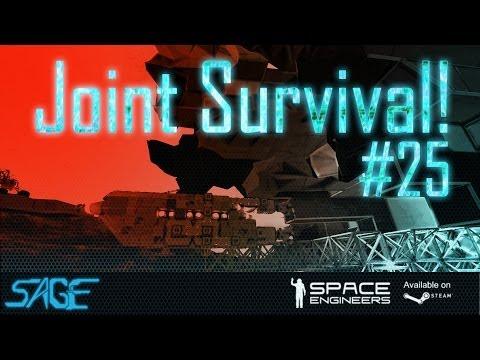Space Engineers, Joint Survival #25 (Grumpy Sage)