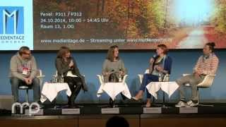 Panel: Social Media Tag - Teil 2: Facebook, Twitter & Co.