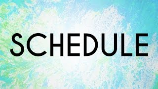 """How to Pronounce """"Schedule"""" in English - ABA's Jawbreakers"""