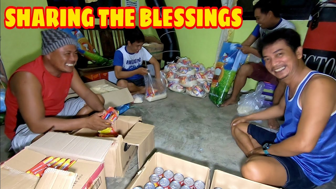 #144 - Sharing the blessings Part 1