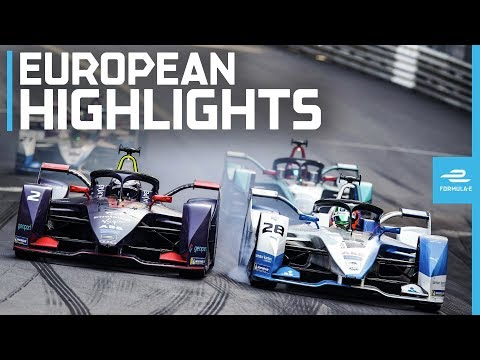 The Greatest Moments From the voestalpine European Races | ABB FIA Formula E Championship