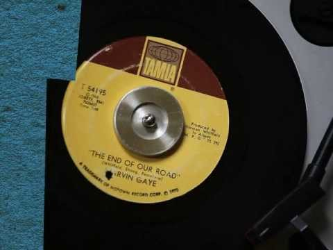 """Marvin Gaye """"The End Of Our Road"""" 1964, Motown Records"""