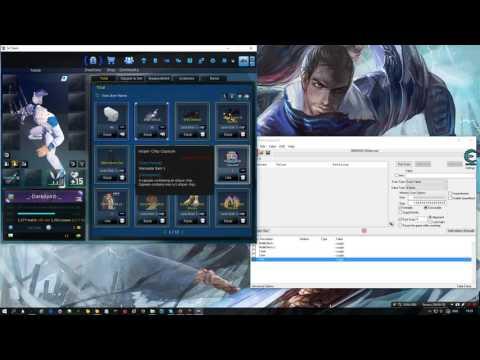 S4 League Hack DarkSpirit (New ID Changer)