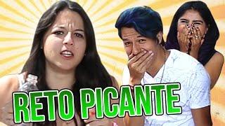 RETO PICANTE CON LOS POLINESIOS | Intenta no llorar CHALLENGE