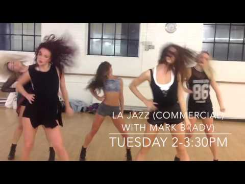 L.A Jazz Commercial (16+) with Mark B - Pineapple Dance Studios