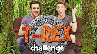 T-Rex Challenge ft. MR Ampa #Internet4u