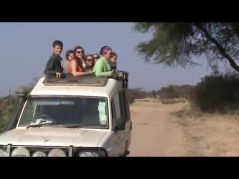 WC Tanzania Expedition 2014 - Team Roho (Grove Academy)