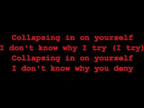 Collapsing by Demon Hunter Lyrics
