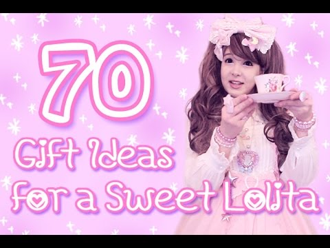 70 Gift Ideas for a Sweet Lolita