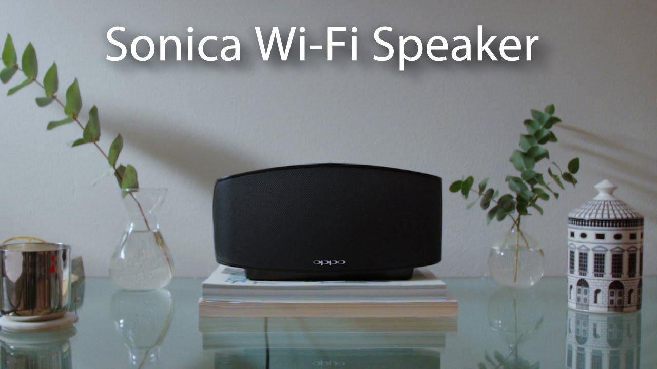 OPPO Sonica WiFi Speaker
