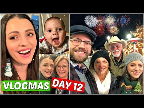 VLOGMAS DAY 12 | How Jessica Makes Her Instagram Posts & Christkindlmarkt