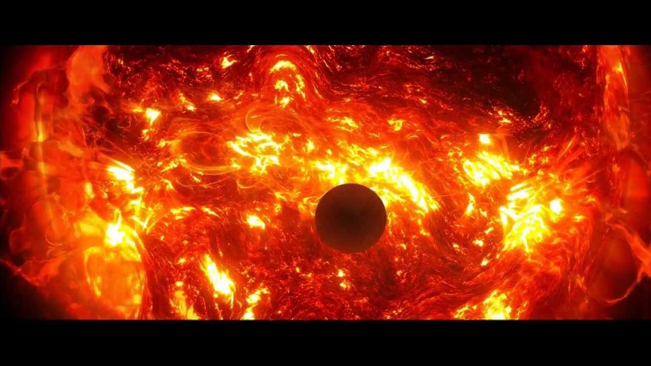 Sun VS Earth - Short Film VFX - YouTube