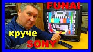 видео Ремонт телевизоров Funai