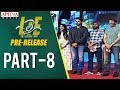 Lie Movie Pre Release Live Part- 8 || Lie Movie || Nithiin, Megha Akash || Mani Sharma
