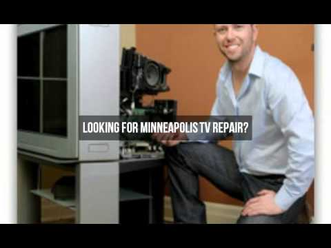 Get Minneapolis TV Repair now! We fix your television if you're in Minneapolis