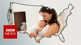 Will US maternity leave ever catch up? - BBC News
