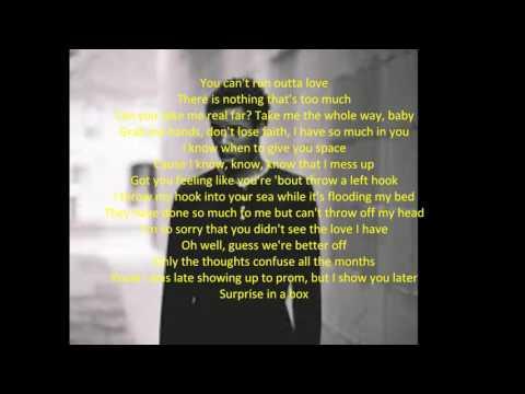 Why- Roy Woods (With Lyrics)