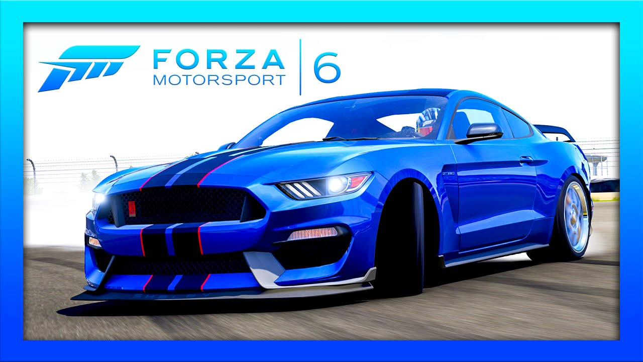 Supercharged Gt350r!  Forza 6 Custom Cars  Youtube