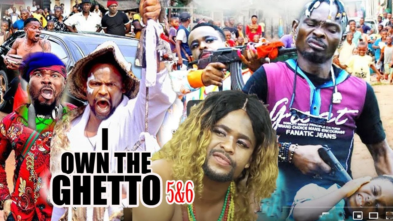 Download I OWN THE GHETTO Part 5&6- [NEW MOVIE] Zubby Michael Latest 2020 Nigerian Movie| Action Movies 2020