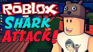 ROBLOX-Shark Attack!