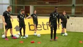 Liverpool FC - A Free Kick Masterclass