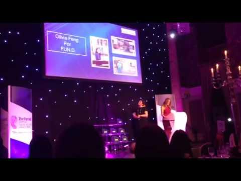 CrohnieClothing Herald Scottish Digital Business Award Winner 2013