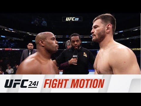 UFC 241 'Fight Motion': Was Nate Diaz inches away from being finished by Anthony Pettis?