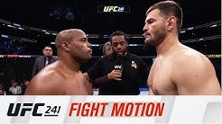 UFC 241: Fight Motion