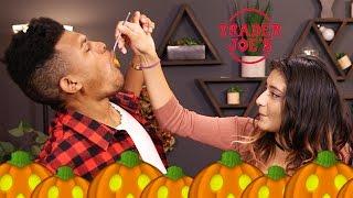 The Great Pumpkin Food Taste Test