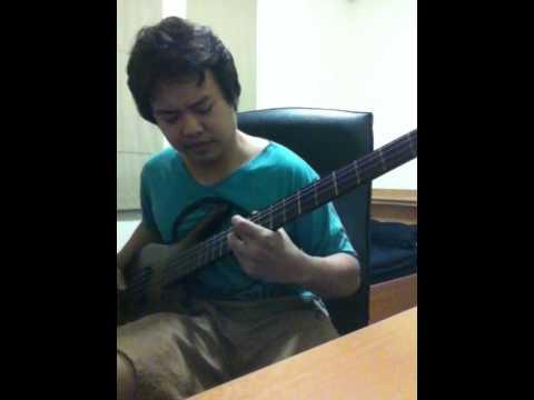 โซโล่เบส แบบมี Dynamic (Solo bass with dynamic example)