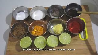 Grilled Lamb Chops - Arabic Middle Eastern Lamb Recipe - BBQ Lamb Chops - Pan Fried Lamb