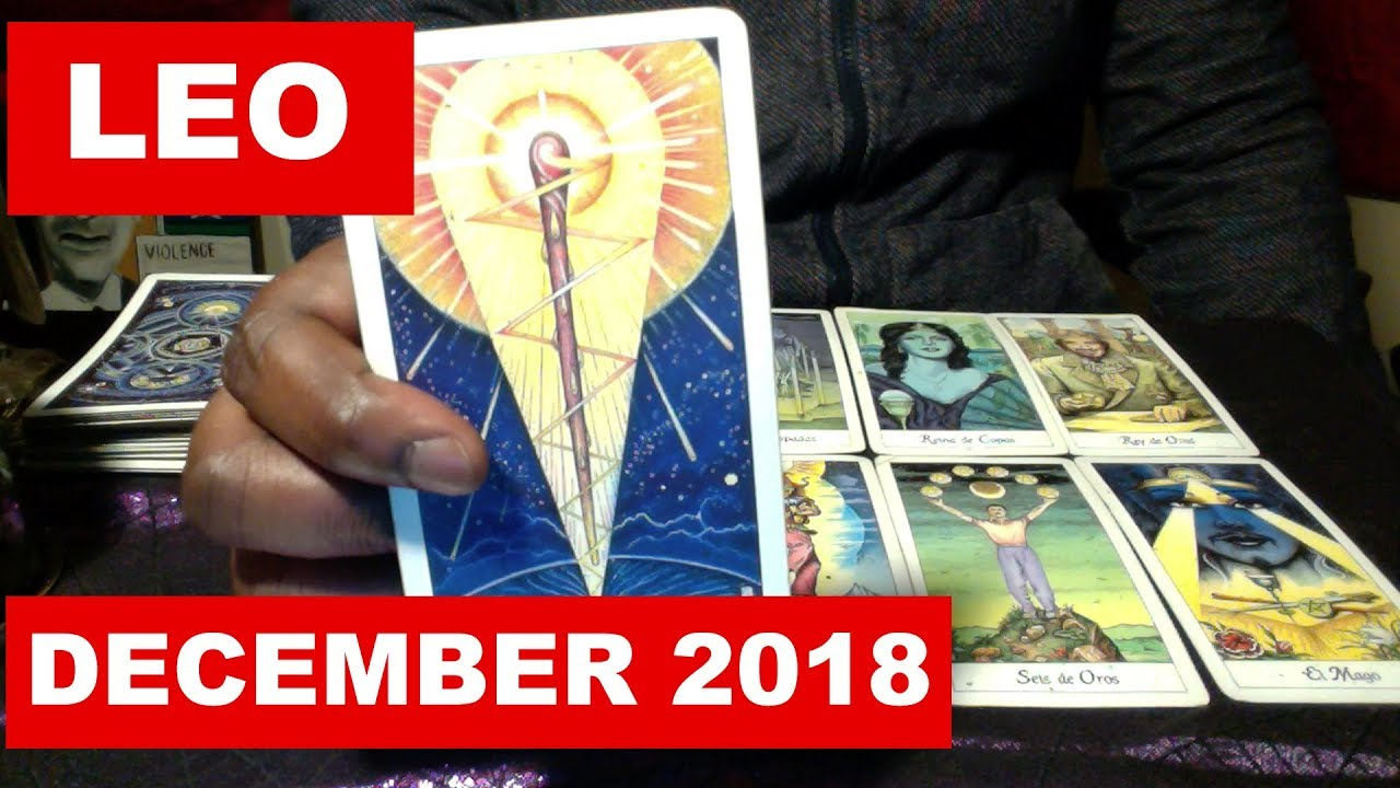 leo december tarot horoscope