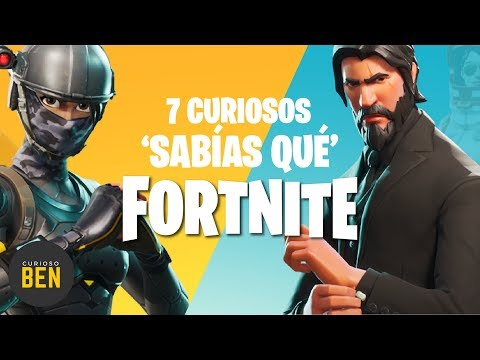 7 Curiosos 'Sabías Qué' | Fortnite: Battle Royale