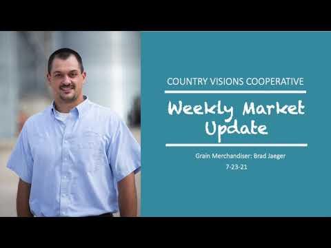 Grain Market Update 7-23-21